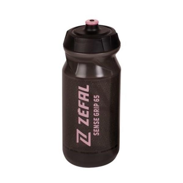 Lahev ZEFAL SENSE GRIP 65 černá růžový potisk