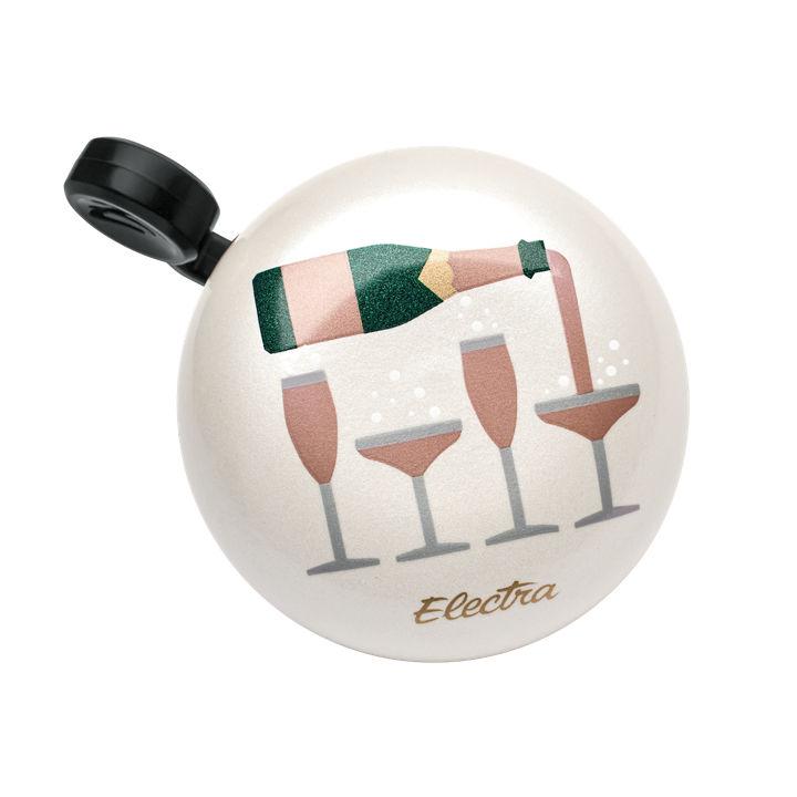 Zvonek ELECTRA Bell Domeringer Champagne