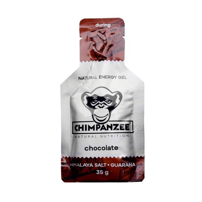 gel Chimpanzee Energy Chocolate 35g sáček exp. 4/2020