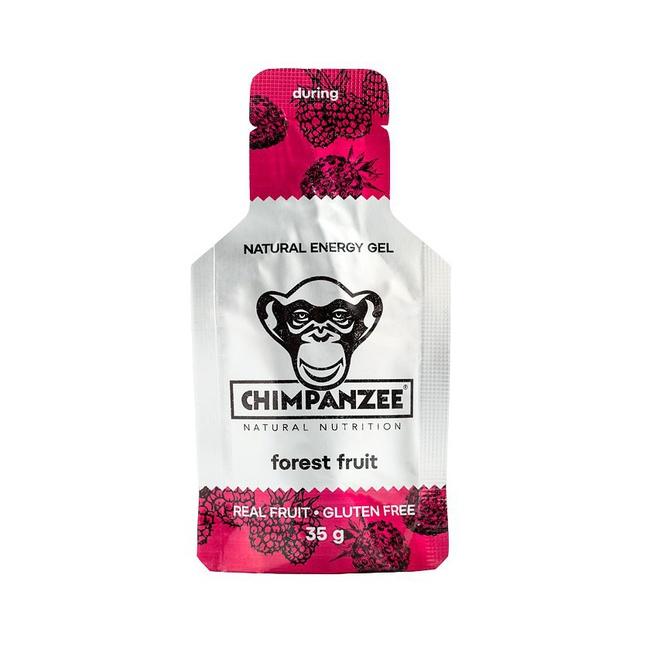 gel Chimpanzee Energy Forest Fruit 35g sáček 07/2020