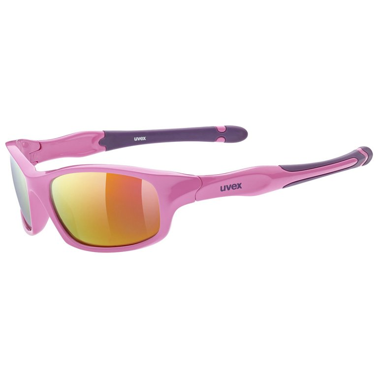 Brýle UVEX Sportstyle 507 růžové