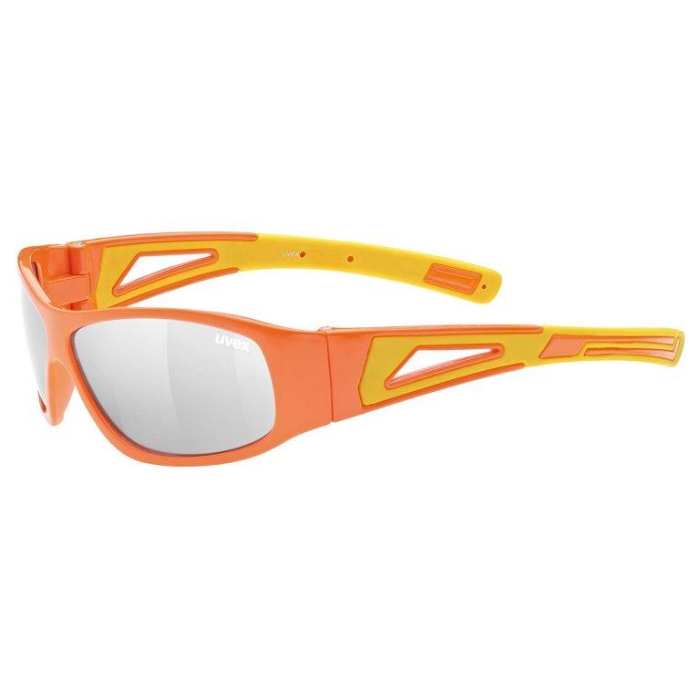 Brýle UVEX Sportstyle 509 oranžovo-žluté