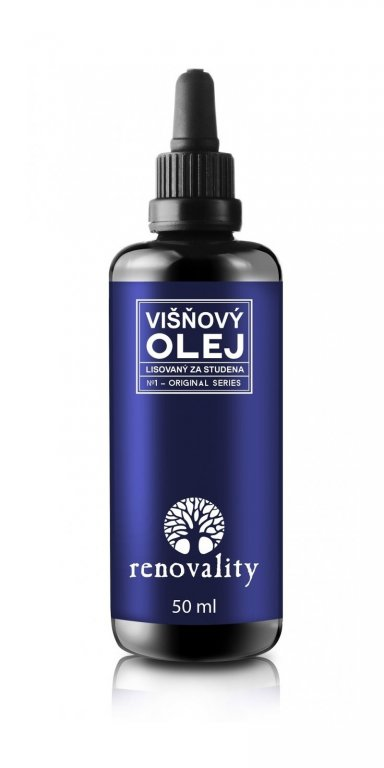 Renovality Višňová olej lisovaný za studena 50ml