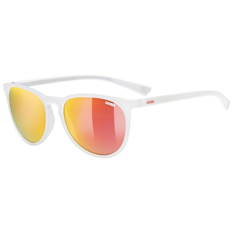 Brýle UVEX LGL 43 bílé
