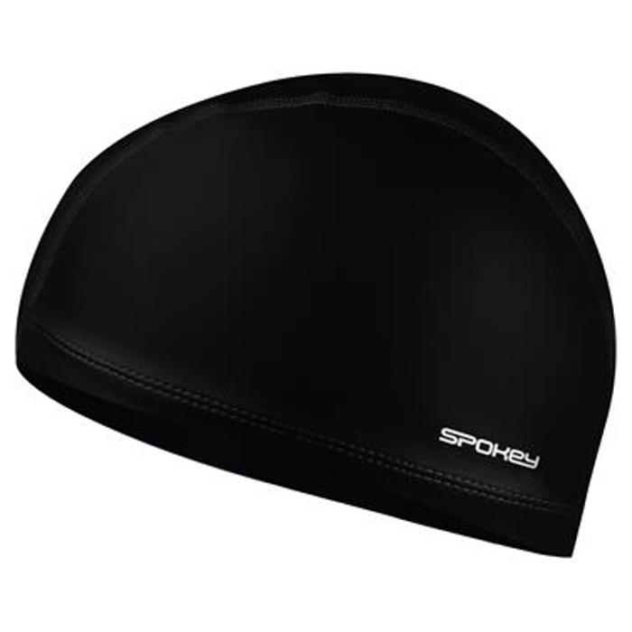 čepice plavecká Spokey FOGI silikon černá