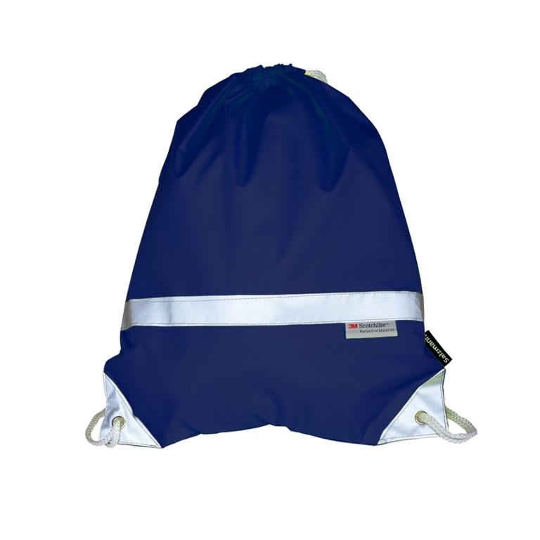 Batoh reflexní 3M tmavě modrý
