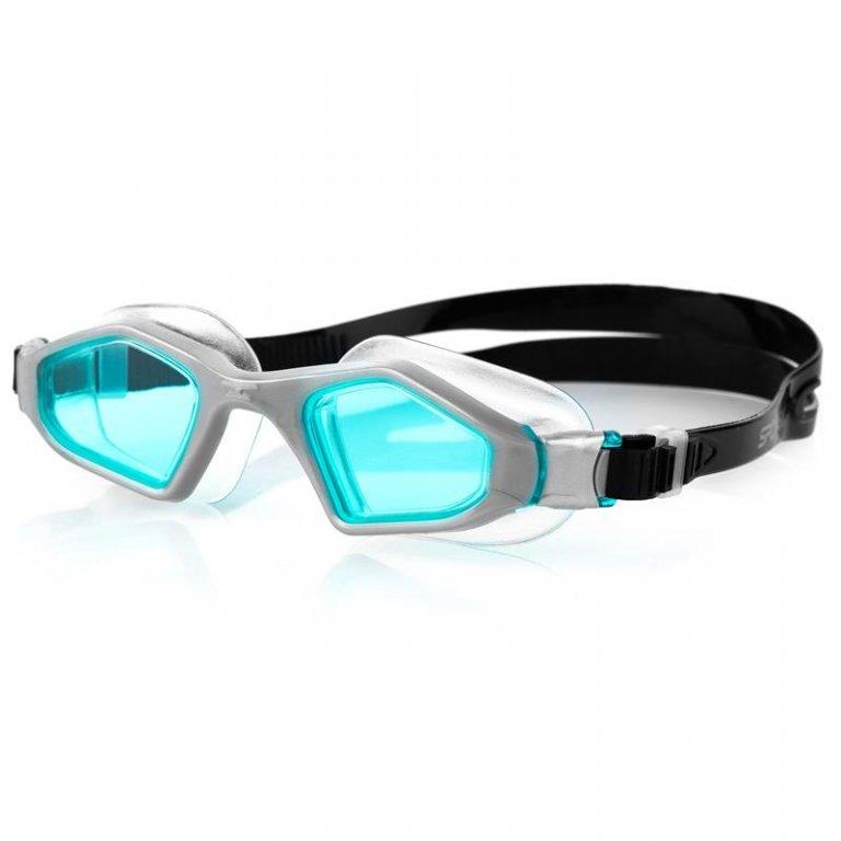 Brýle Spokey RAMB stříbrné