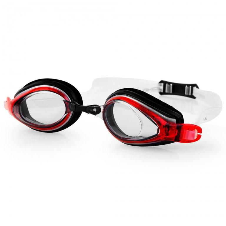Brýle Spokey KOBRA černo-červené
