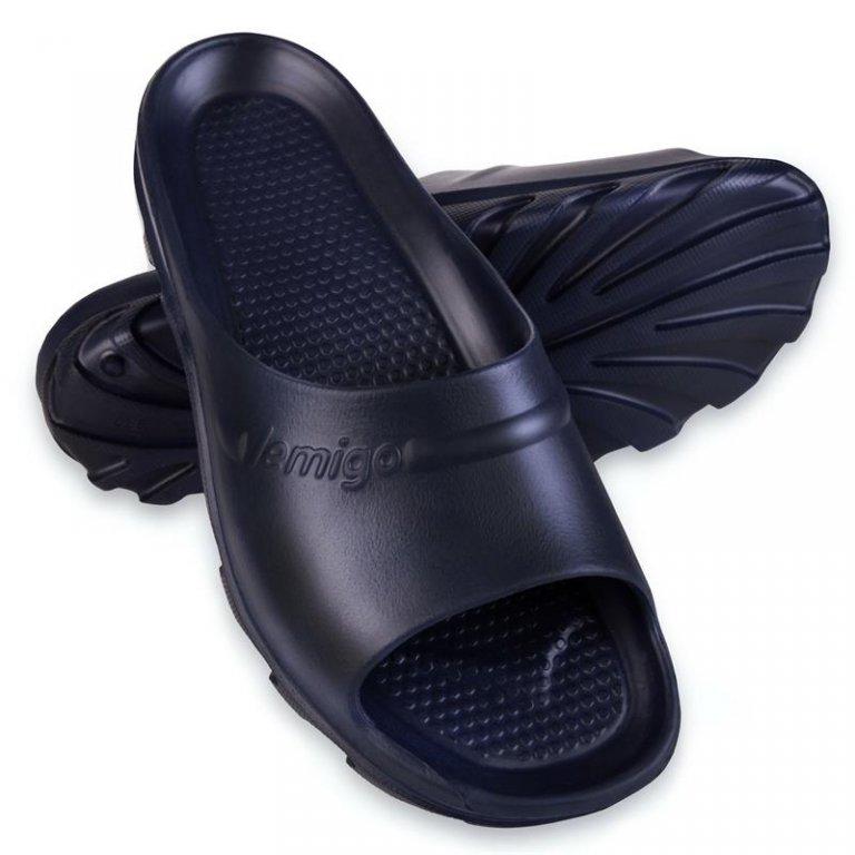 Boty pánské Spokey BARI pantofle černé
