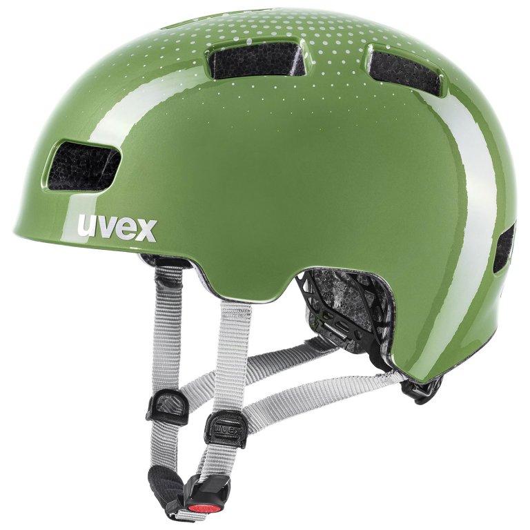 Přilba dětská UVEX HLMT 4 zelená