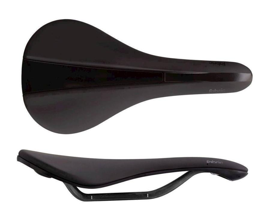 Sedlo FABRIC Line Pro Wide Shallow černé - 142mm