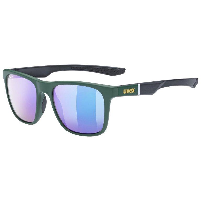 Brýle UVEX LGL 42 zeleno/černé