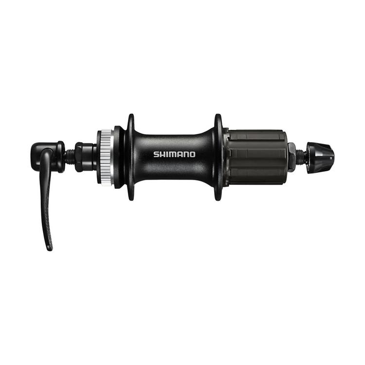 Náboj Shimano Deore FH-M3050 zadní 36d 8,9,10r černý AFHM3050AZBL5