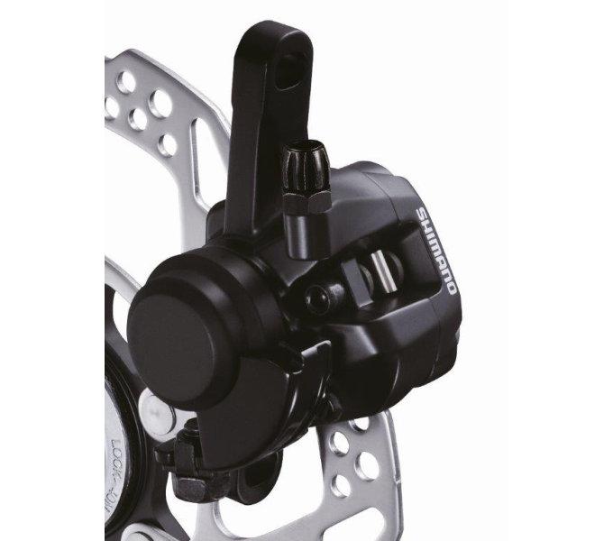 Třmen brzdy Shimano Sora BR-R317 mechanický zadní černý