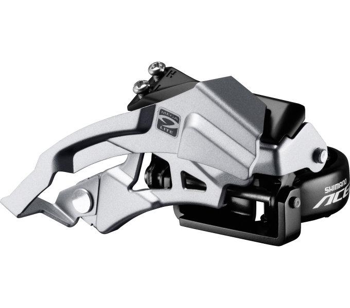 Přesmykač Shimano Acera FD-M3000 3x9 34,9/31,8+28,6mm