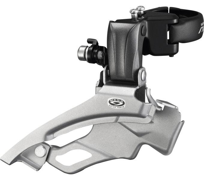 Přesmykač Shimano Altus FD-M371 34,9/31,8+28,6mm EFDM371X3