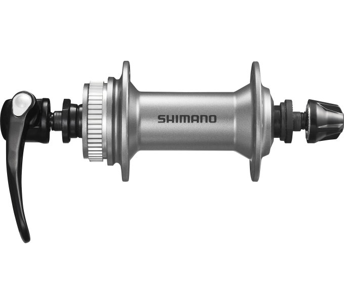 Náboj Shimano Deore FH-M4050 zadní 32d 8,9,10r stříbrný