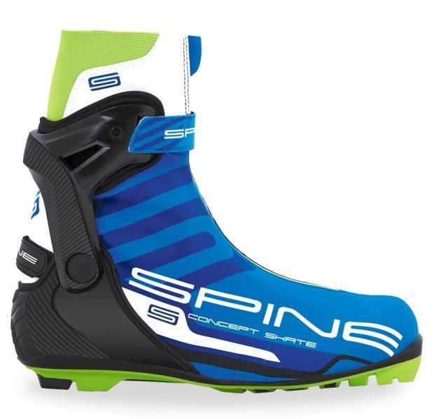 Boty na běžky SKOL SPINE RS Concept SKATE Pro