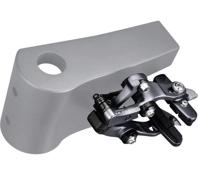 Brzda Shimano Ultegra BR-R8010 zadní černá 51mm IBRR8010R82