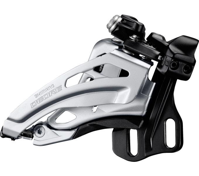Přesmykač Shimano DEORE FD-M617 přímá montáž IFDM617E6X