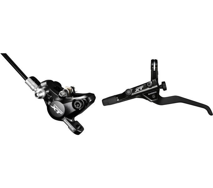 Brzda Shimano XT BR-T8000 přední komplet bez adaptéru černá