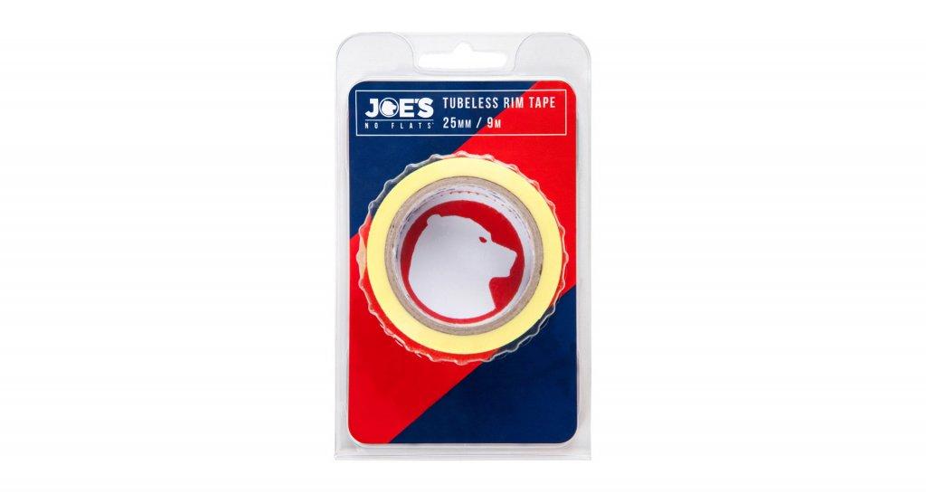 Páska ráfková bezdušová JOES Tubeless 25mm/60m