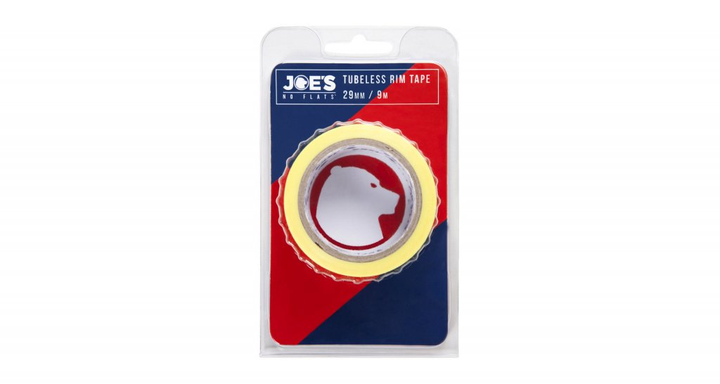 Páska ráfková bezdušová JOES Tubeless 33mm/60m