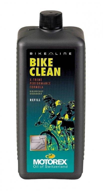 čistič kol MOTOREX BIKE CLEAN zásobník 5l