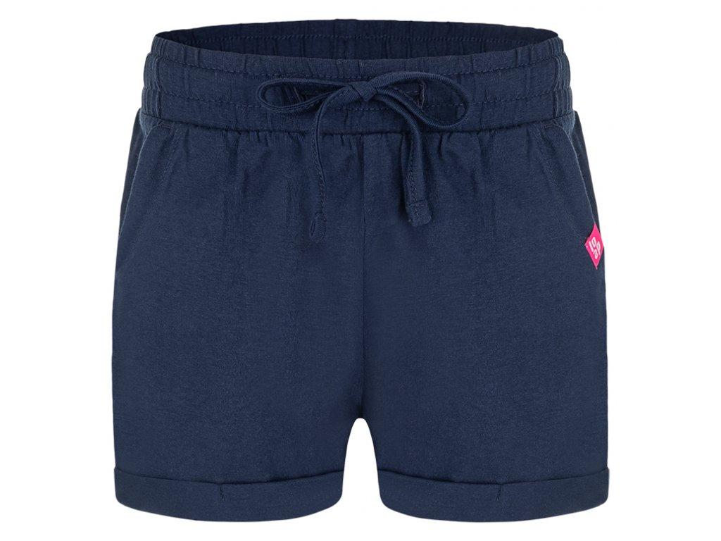 Kalhoty krátké dětské LOAP BANAE modré