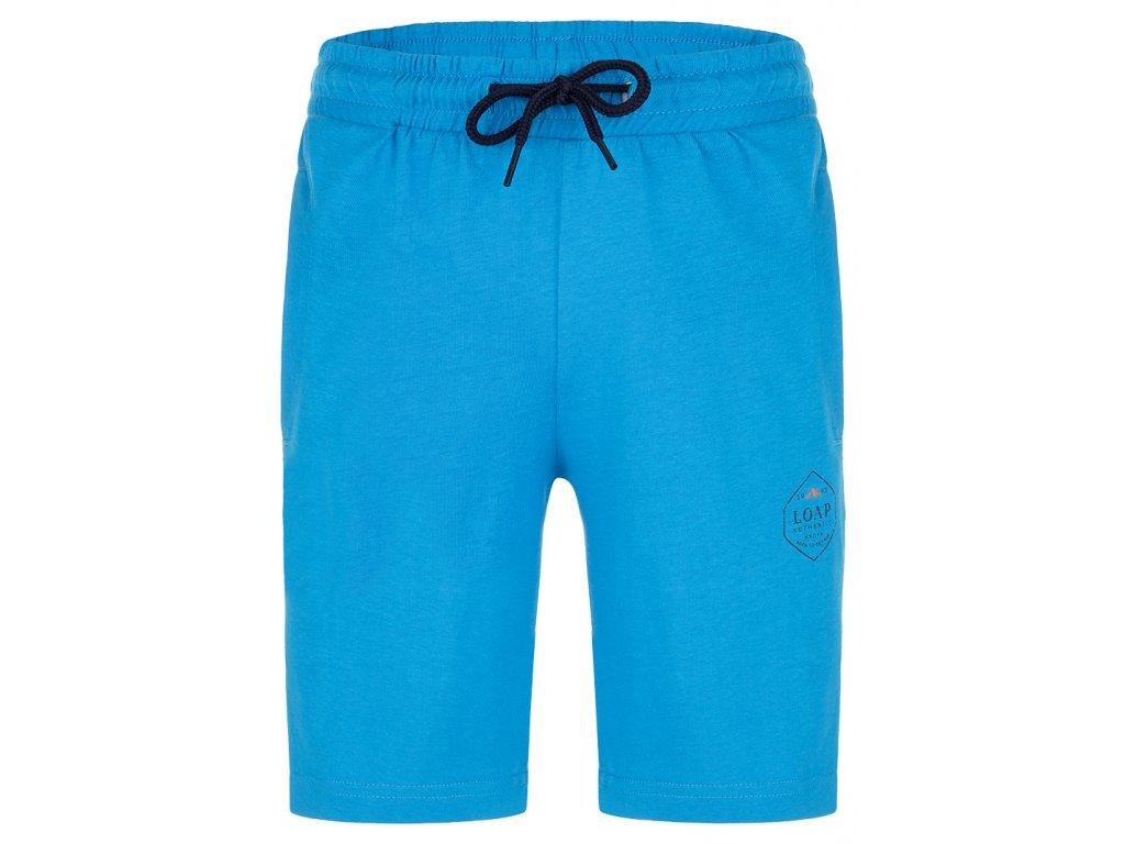 Kalhoty krátké dětské LOAP BANOX světle modré
