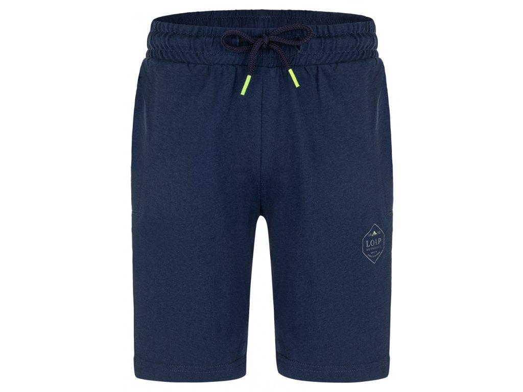 Kalhoty krátké dětské LOAP BANOX tmavě modré