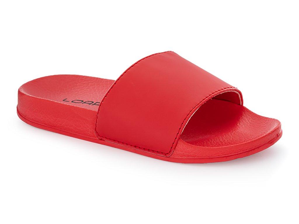 Boty dětské LOAP MAKIA červené