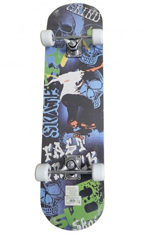Skateboard sportovní s protismykem skate