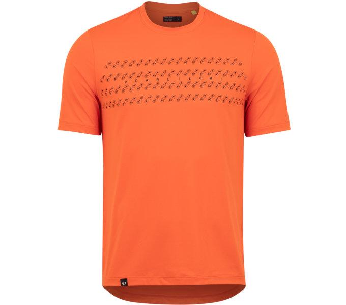 Triko dámské PEARL iZUMi MIDLAND TEE oranžové