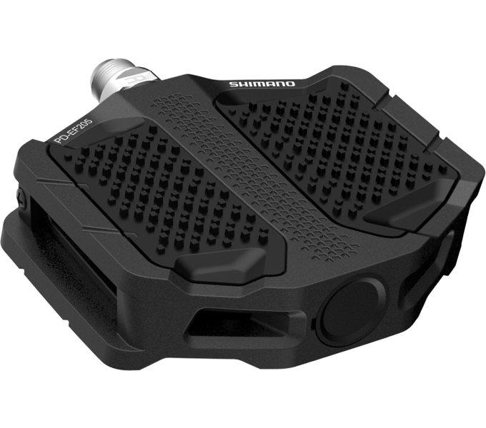 Pedály Shimano PD-EF205 černé original balení