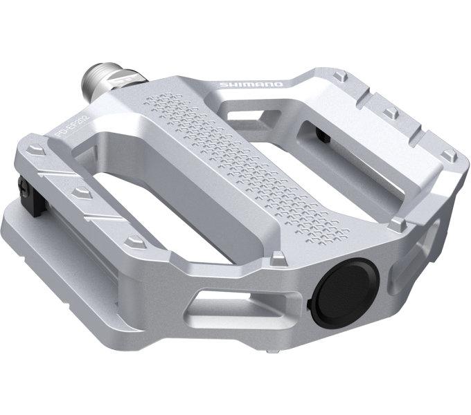 Pedály Shimano PD-EF202 stříbrné original balení