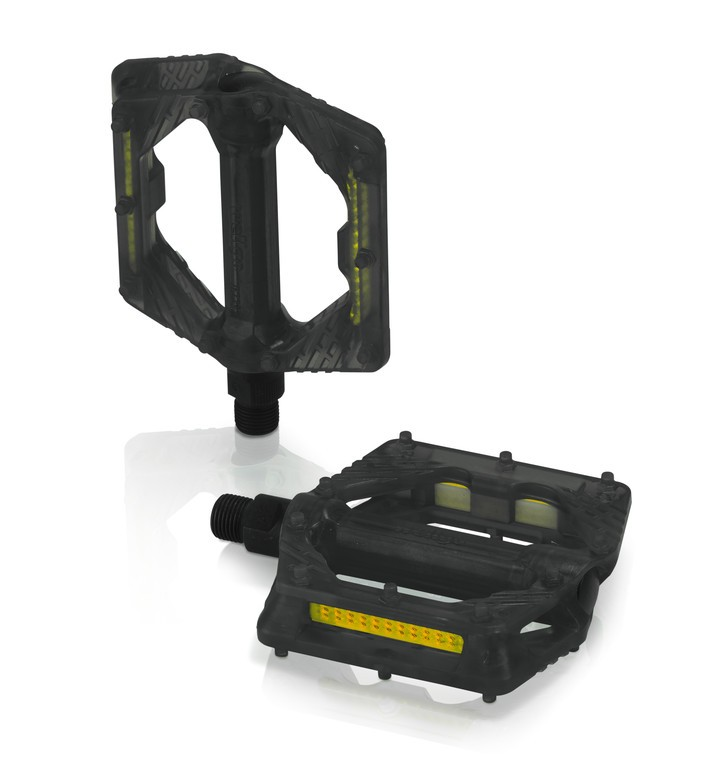 Pedály XLC Plattform PD-M16 černé