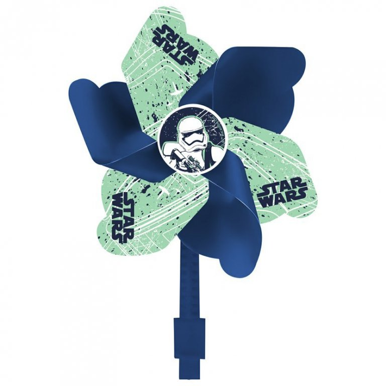 Větrník Disney STAR WARS modrý