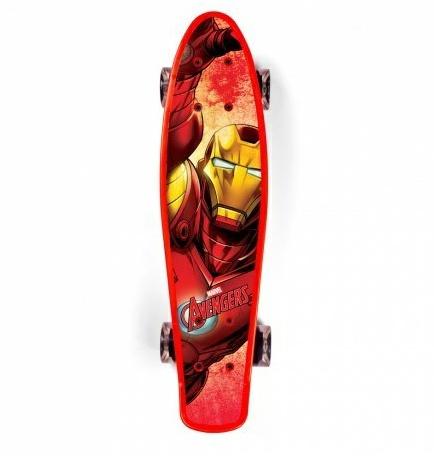 Skateboard Disney IRON MAN