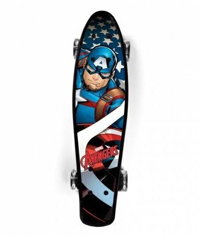 Skateboard Disney CAPTAIN AMERICA