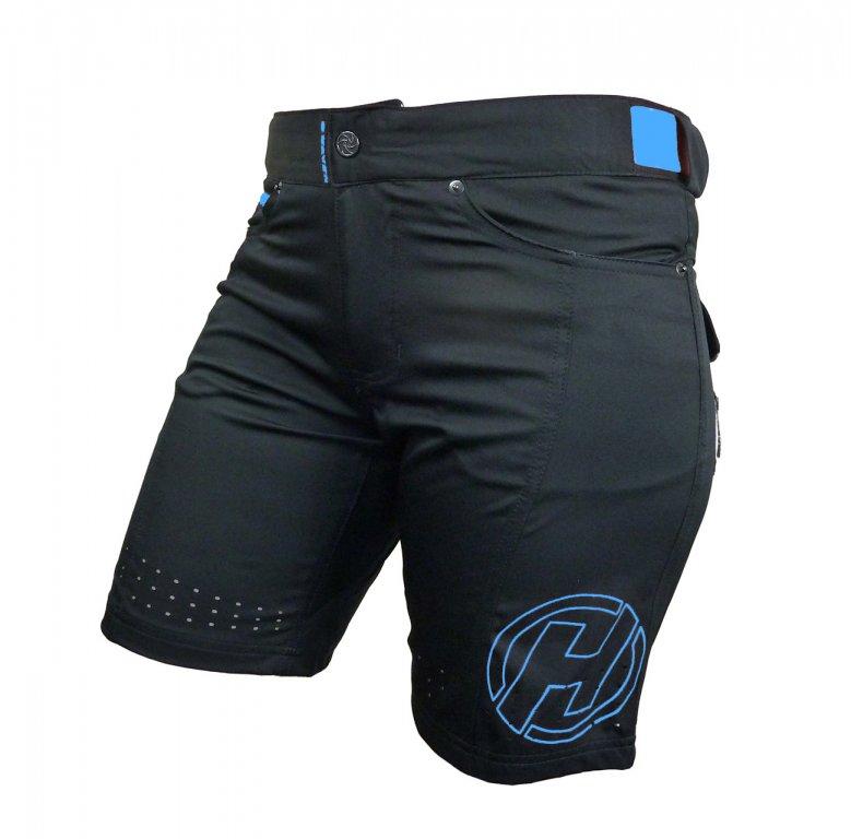 Kalhoty krátké dámské HAVEN Amazon černo/modré