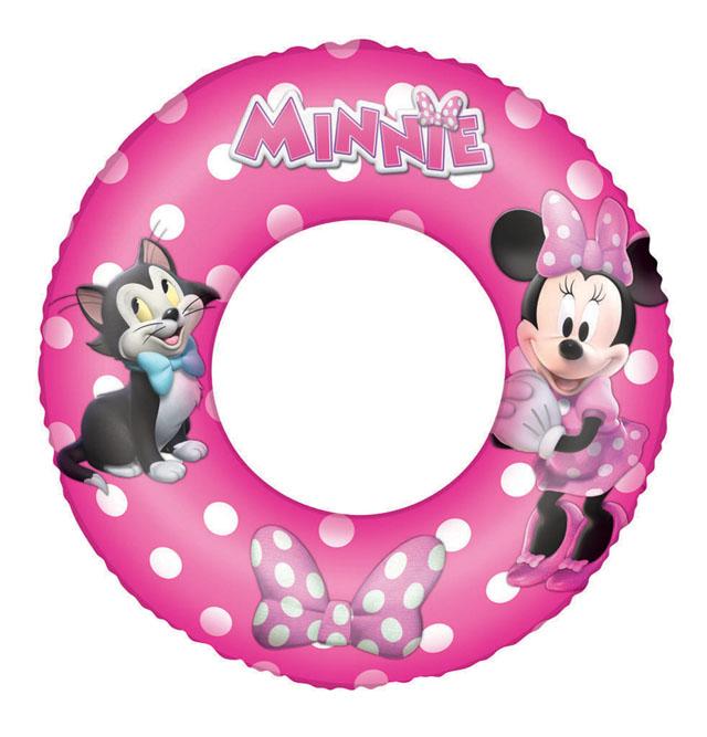 Kruh nafukovací 56cm Minnie