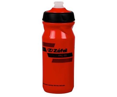 Lahev ZEFAL SENSE Pro 65 červená/černá