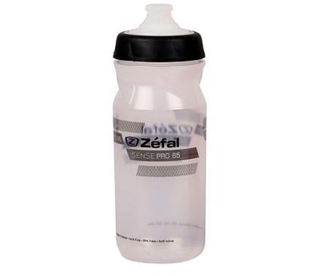 Lahev ZEFAL SENSE Pro 65 transparentní/černá