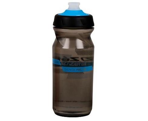 Lahev ZEFAL SENSE Pro 65 kouřová černá/modrá