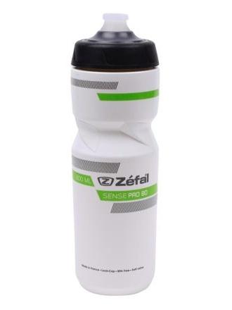 Lahev ZEFAL SENSE Pro 80 bílá/zelená