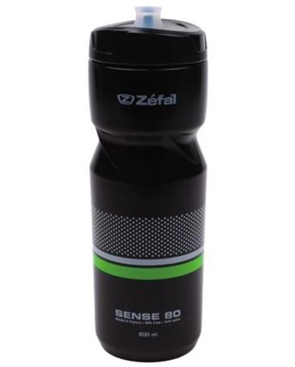Lahev ZEFAL Sense M80 NEW černá/bílá/zelená