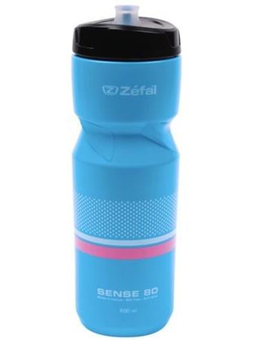 Lahev ZEFAL Sense M80 NEW modrá/růžová/bílá