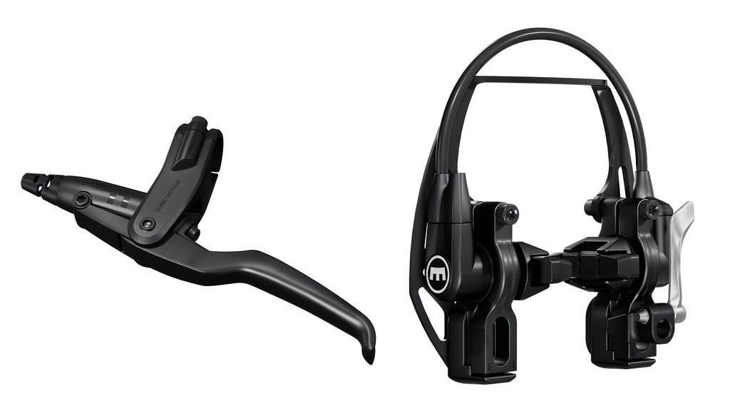 Brzda MAGURA HS11 hydraulická pro přední nebo zadní černá