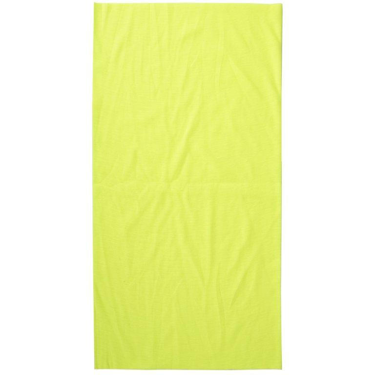 šátek M-WAVE seamless žlutý